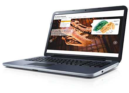 dell xps - notebook