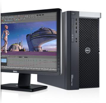 komputer stacja robocza Dell precision dla twojej firmy