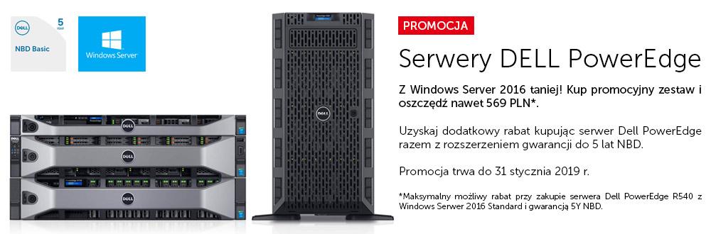 promocja serwery dell