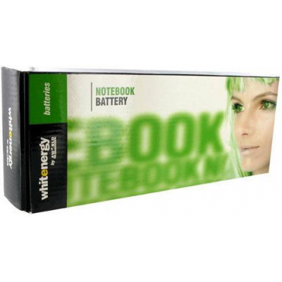 Whitenergy High Capacity bateria Dell Latitude D820 11.1V Li-Ion 6600mAh