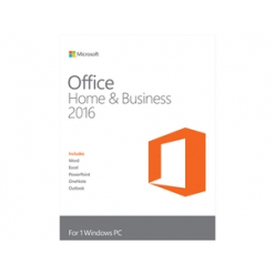 Microsoft Office Home and Business 2016 Polski