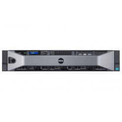 "Serwer Dell PowerEdge R730 1x E5-2620v3 8GBrg 300Gb SAS 10k 2,5"" H730 DVD-RW iDRAC Exp"