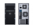 Serwer DELL PowerEdge T130 E3-1220v5 8GBub 2x 1TB SATA 3,5'' cabled Entry S130 DVD-RW 3yNBD