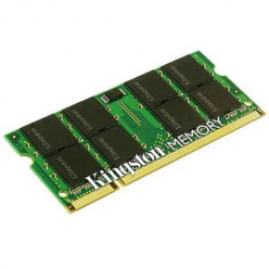 Pamięć RAM dla laptopa Kingston 2GB DDR2-800 Moduł Dell