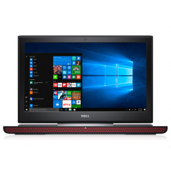 Laptop DELL Inspiron 7566 15,6'' FHD i7-6700HQ 8GB 128SSD+500GB GTX 960M Win10P 1YNBD+1YCAR