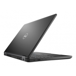 Laptop DELL Latitude 5580 15,6'' FHD AG i5-7200U 8GB 256GB SSD BK SCR Win10P 3YNBD