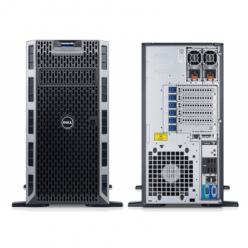 Zestaw serwer DELL PowerEdge T430 E5-2620v4 8GB 1x 300GB SAS H730p iDRAC 2x750W 1y NBD + Windows Server 2016 Standard
