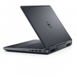 Laptop DELL Precision M7520 15,6'' FHD IPS i7-7700HQ 64GB 1000GB SSD+1TB HDD M1200M FPR SCR BK W10P 3NBD