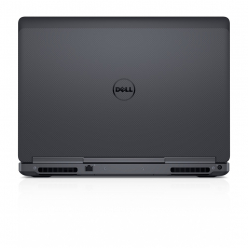 Laptop DELL Precision M7520 15,6'' FHD IPS i7-7700HQ 64GB 500GB SSD+2TB HDD M1200M FPR SCR BK W10P 3NBD