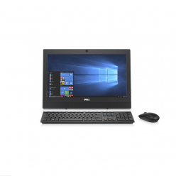 Komputer DELL OptiPlex 3050 AIO 19,5'' HD+ i3-7100T 4GB 500GB DVD WIFI BT W10P 3YNBD