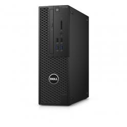 Komputer DELL Precision T3420 SFF i5-6500 8GB 256GB SSD + 1TB DVDRW vPro W7P W10P MUI 3YNBD
