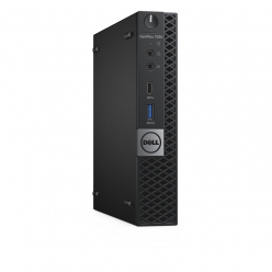 Komputer DELL Optiplex 7050 MFF i5-7500T 8GB 500GB WIFI BT W10Pro 3YNBD
