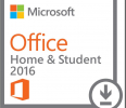 Microsoft Office Home and Student 2016 Polski ESD