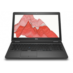 Laptop DELL Precision M3520 15,6'' FHD i7-7820HQ 8GB 2TB M620 BK FPR W10P MUI 3YNBD