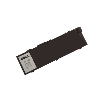 Bateria DELL 6-cell 72Wh do Precision 7510 / 7520 / 7710 / 7720