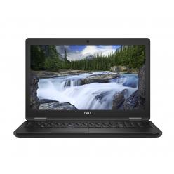 Laptop DELL Latitude 5590 15,6'' FHD i5-8250U 8GB 256GB SSD BK FPR SCR W10P 3YNBD