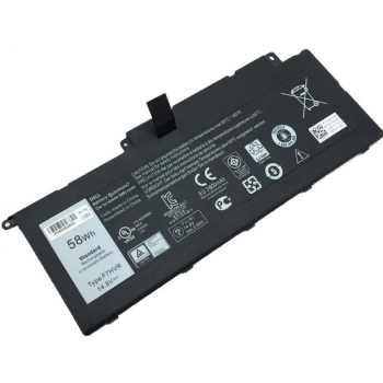 Bateria DELL 4-cell 58Whr do Inspiron 7537 / 7737