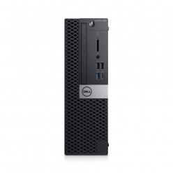 Komputer DELL Optiplex 7060 SFF i5-8500 8GB 256GB SSD DVD-RW Win10Pro 3YNBD