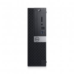 Komputer DELL Optiplex 7060 SFF i7-8700 8GB 256GB SSD DVD-RW Win10Pro 3YNBD