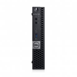Komputer DELL Optiplex 7060 MFF i7-8700T 16GB 256GB WIFI BT Win10Pro 3YNBD