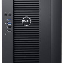 Serwer Dell PowerEdge T30 E3-1225v5 3.3QC 1x8GB UDIMM 1TB SATA 3.5'' NHP DVD-RW 1Y NBD
