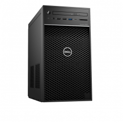 Komputer DELL Precision T3630 MT i7-8700 16GB 256GB SSD+1TB P1000 DVDRW vPro W10P 3YNBD