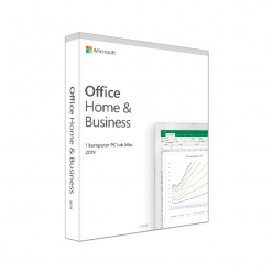Microsoft Office Home and Business 2019 Polski
