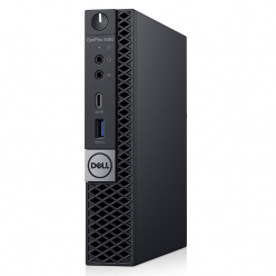 Komputer DELL Optiplex 5060 MFF i3-8100T 8GB 128GB SSD WIFI BT Win10Pro 3YNBD