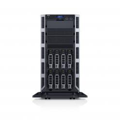 Zestaw serwer DELL PowerEdge T330 E3-1220 v6 8GB 300GB SAS 3,5'' H330 iDRAC DVD 3yNBD + Windows Server 2016 Essentials