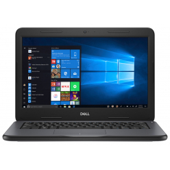 Laptop DELL Latitude 3300 13,3'' HD i3-7020U 8GB 256GB SSD WIFI BT Win10Pro 3YNBD