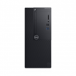 Komputer DELL Optiplex 3070 MT i3-9100 4GB 1TB DVD W10Pro 3YNBD