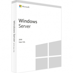 Windows Server 2019 USER CAL 5-pack English
