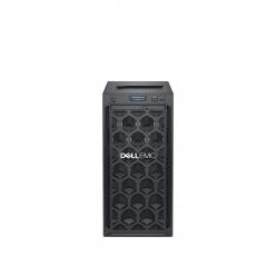 Serwer DELL PowerEdge T140 E-2124 8GB 1TB SATA 3,5'' cabled H330 DVD-RW 3yNBD