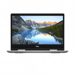 Laptop DELL Inspiron 5491 14 FHD i7-10510U 8GB 512GB SSD MX230 FPR BK W10P 2YBWOS srebrny