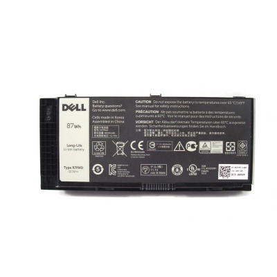 Bateria Dell 9-Cell 87Wh R7PND