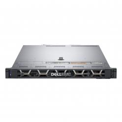 Serwer DELL PowerEdge R440 XS 4210 Chassis 8x 2.5in HotPlug 16GB 2x600GB Rails Bezel DVD Dual Port 1GbE On Board LOM PERC H730P iDRAC9 Ent 550
