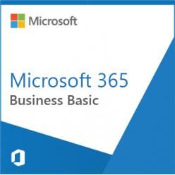 Microsoft 365 Business Basic CSP BD938F12 pakiet biurowy z usługą w chmurze abonament miesięczny