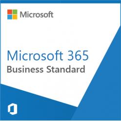 Microsoft 365 Business Standard CSP 5C9FD4CCY pakiet biurowy z usługą w chmurze abonament roczny