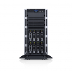 Zestaw serwer DELL PowerEdge T340 E-2224 8x3.5 HP 1x16GB 600GB SAS 10k H330  DVDRW 1x495W + Windows Server 2019 Essential