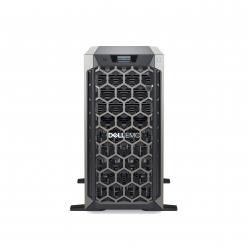 Zestaw serwer DELL PowerEdge T340 E-2224 8x3.5 HP 1x16GB 600GB SAS 10k H330 DVDRW 1x495W + Windows Server 2019 Standard + 2x 5CAL User