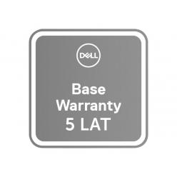 Rozszerzenie gwarancji DELL All Latitude  3Yr Basic Onsite Service -> 5Yr Basic Onsite Service