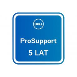 Rozszerzenie gwarancji DELL All Latitude  3Yr Basic Onsite Service -> 5Yr ProSupport