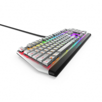 Klawiatura Dell Alienware AW510K RGB Lunar Light