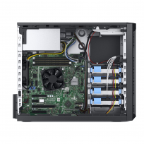 Zestaw serwer DELL PowerEdge T140 Chassis 4 x 3.5in cabled E-2224 16GB 1TB H330 3y NBD + Windows Server 2019 Standard