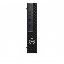 Komputer DELL Optiplex 3080 MFF i3-10105T 8GB 256GB SSD WIFI BT W10P 3YBWOS