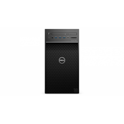 Komputer DELL Precision T3650 MT W-1370 16GB 256GB SSD+1TB P620 DVD vPro W10P 5YBWOS
