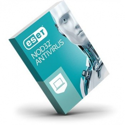 ESET NOD32 Antivirus  1 User - 1 rok BOX