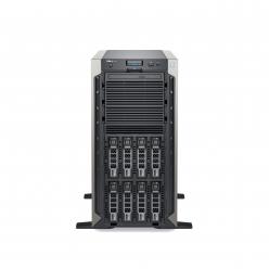 Zestaw serwer DELL PowerEdge T340 Xeon E-2224 Chassis 8x3.5in 16GB 480GB SSD SATA H330 DVDRW 495W + Windows Server 2019 Standard