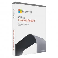 Microsoft Office Home and Student 2021 Polski BOX