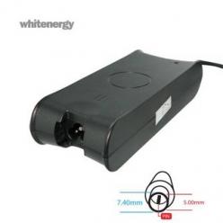 Whitenergy zasilacz 19.5V/3.34A 65W wtyczka 7.4x5.0mm + pin Dell